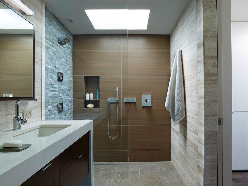 baño de vale - hornacina de ducha, mueble