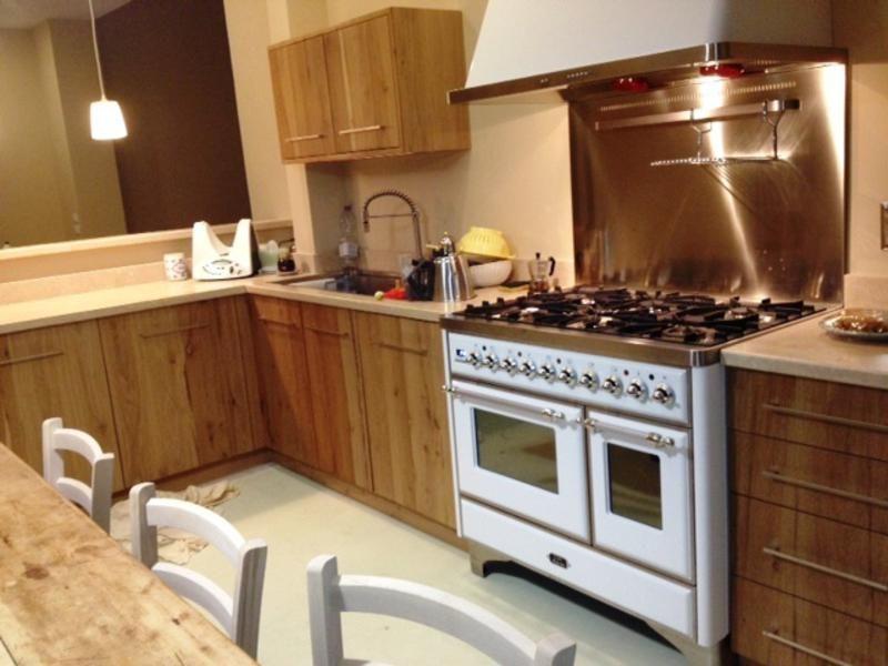 Cucine Artigianali Moderne.Cucine Artigianali Su Misura In Legno Massello Cucina