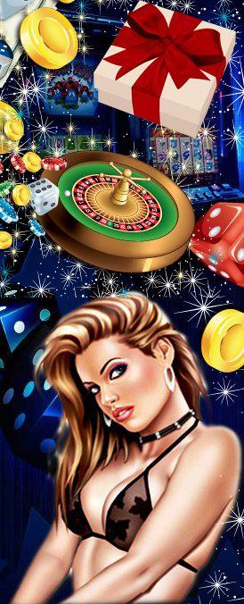 бонус бесплатные вращения в казино