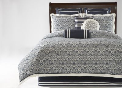 Bedrooms Laurel Hill Bedding Ensemble Bedrooms