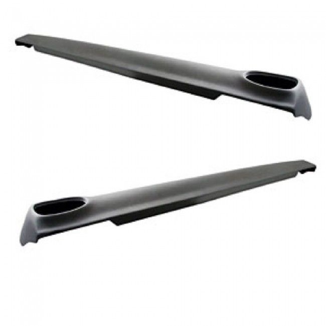 Side Skirts Rocker Panels 1994 1998 W Side Exhaust Pair