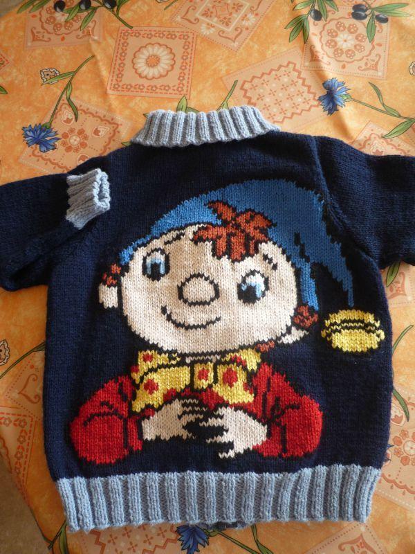 patron tricot walt disney