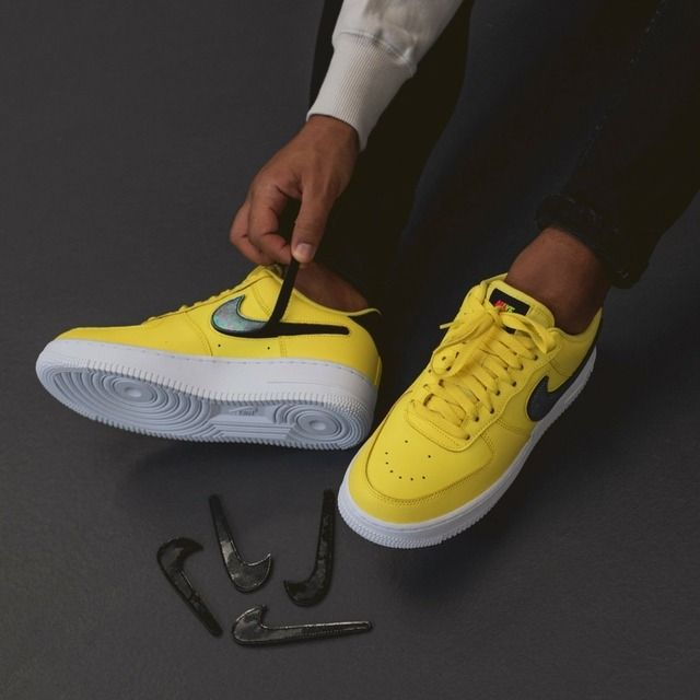 air force one yellow pulse
