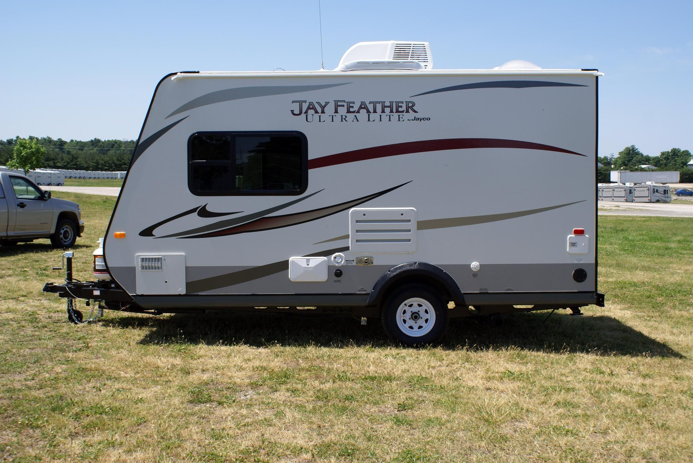 37++ Jay feather camper HD