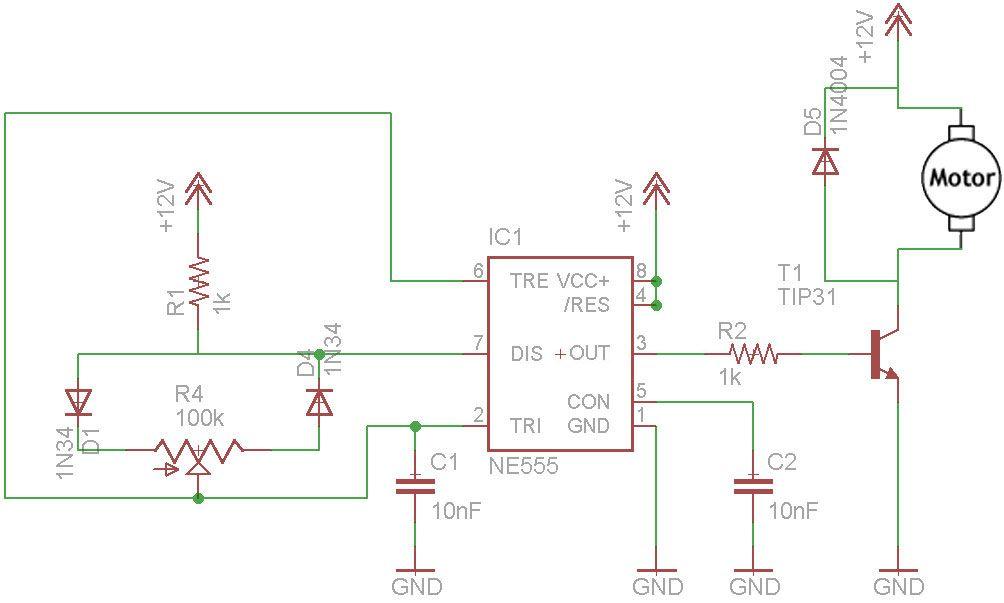 dfcde6d4342e2780ebf6350179bee77a dc motor controller pinteres E-Bike Controller 48V Motor Wiring at soozxer.org
