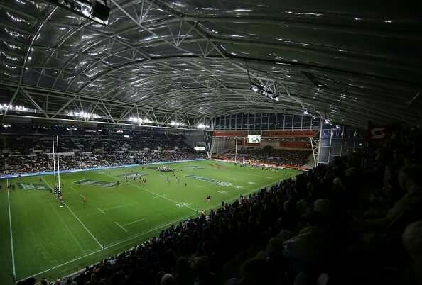 Forsyth Bar Stadium, Dunedin