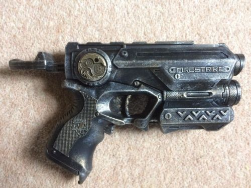 Steampunk/cosplay #firestrike #(antique #bronze/silver)nerf gun,