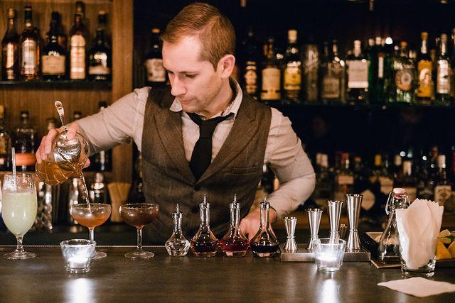 Ounce Bartenders and Bar - bartender skills