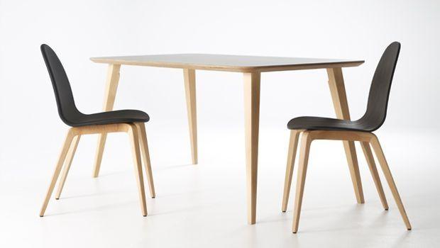 Mesa cocina bob ondarreta 90x90 estructura madera tintada o lacada ...