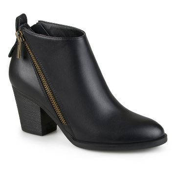 Journee Collection Bristl ... Women's Ankle Boots vZrfiCm