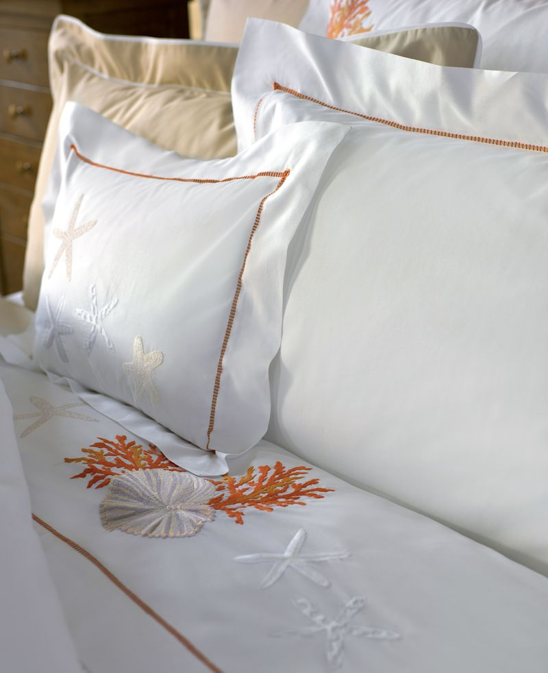 Yves Delorme Etrebleu Duvets Sheets Shams Luxury Bedding Bed Linens Luxury Bed And Bath Store