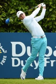 Rory McIlroy wearing Nike Lunar Control 4 Golf Shoes in White Wolf  Grey White Black d777ff153368
