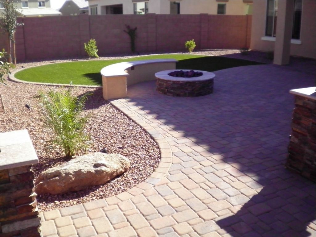 Small Backyard Ideas Arizona