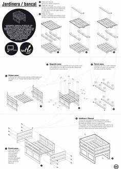 Huerto familiar – Usos variados de los palets en el huerto familiares « Felix Maocho