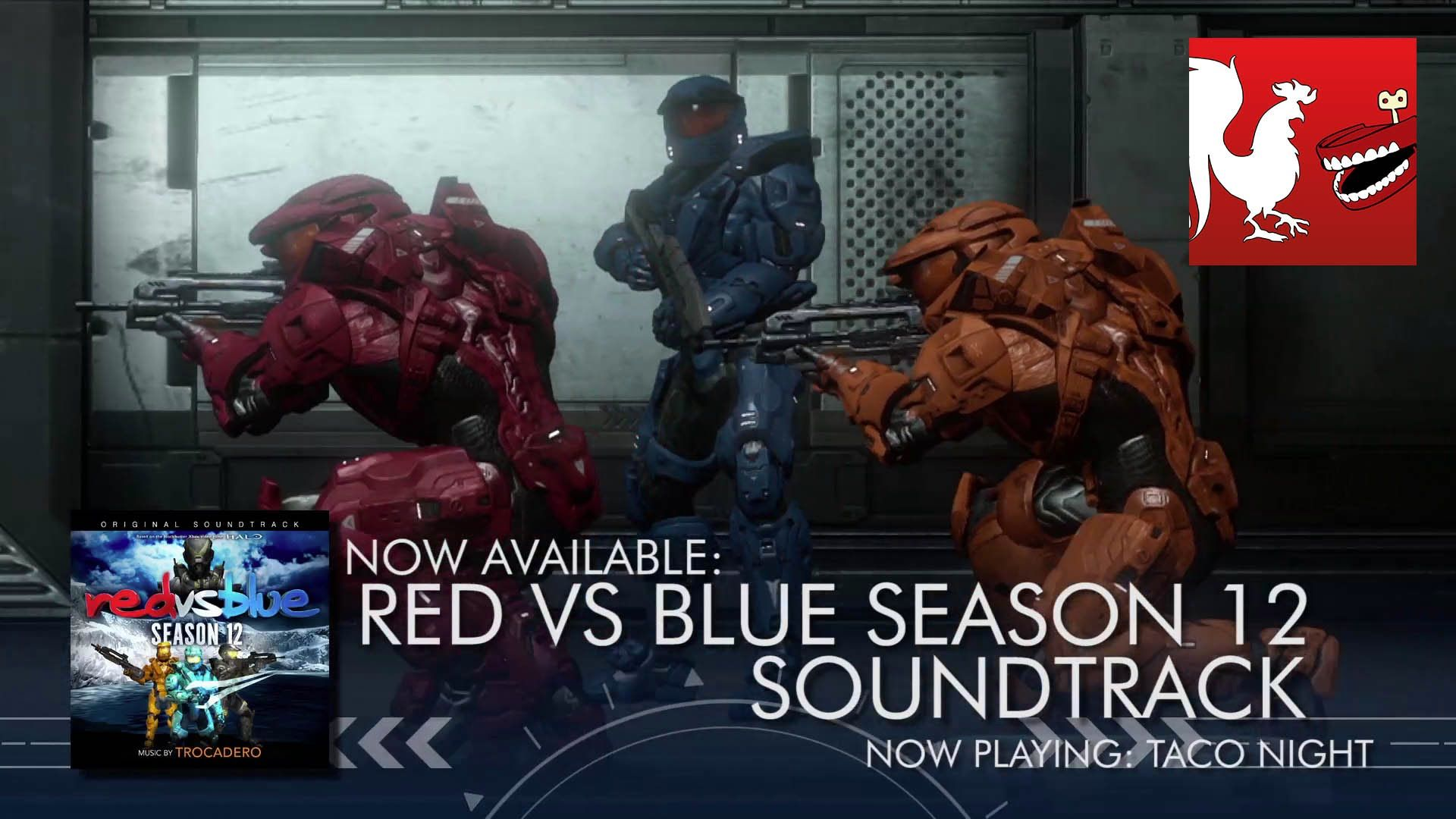 Red vs. Blue Season 12 Soundtrack Trailer