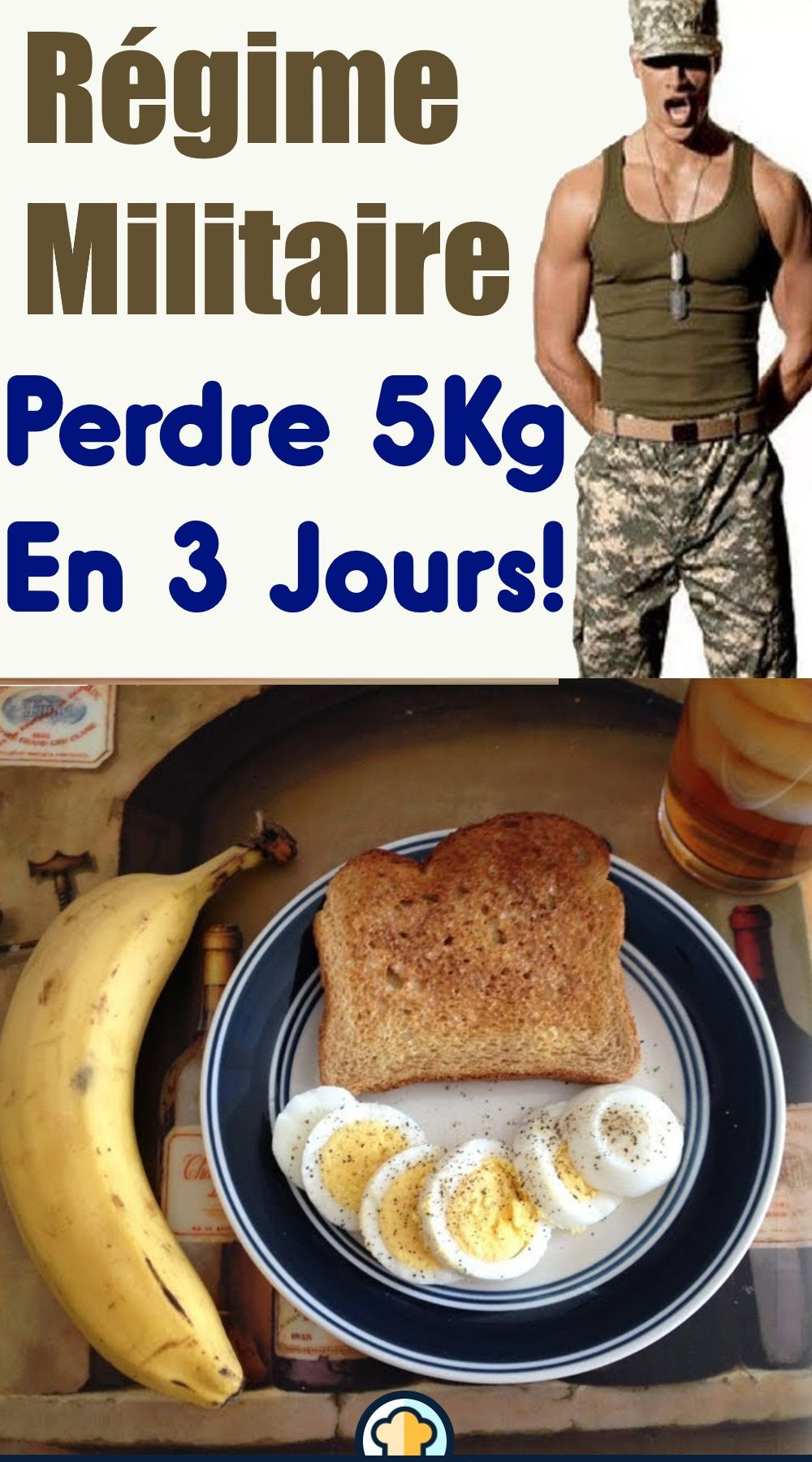 Photo of Military Diet: Lose 5Kg in 3 Days!