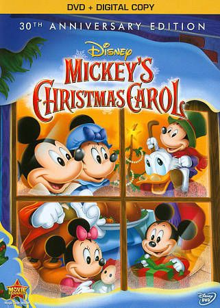 walt disney mini classics mickeys christmas carol dvd 30th anniversary new - A Walt Disney Christmas Dvd