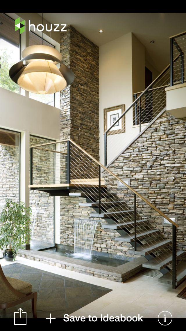 fuente de agua escaleras escaleras decoraci n de unas