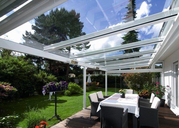copertura terrazza alluminio - Cerca con Google | Terrazzo ...