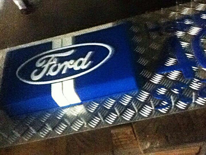 Amazing Ford Birthday Cake Holiday Shopping Ideas In