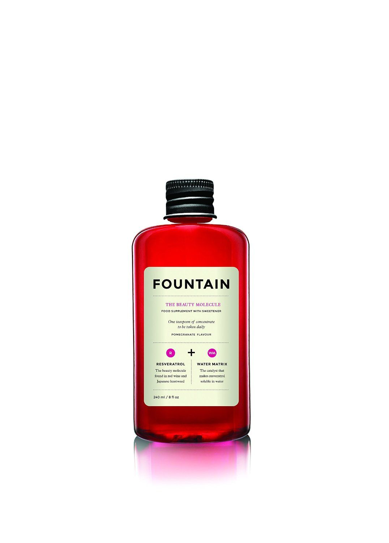 Fountain 240ml Beauty Molecule Amazon Co Uk Beauty Fountain Organic Cosmetics Beauty