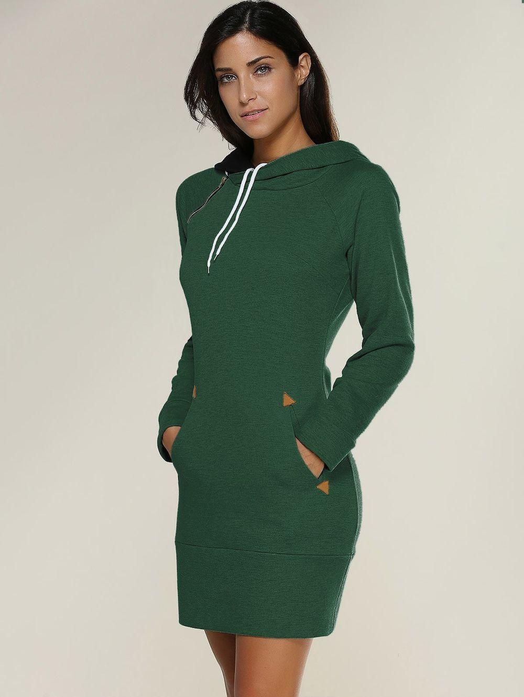 Tight Short Long Sleeve Long Hoodie Mini Dress Hoodie Mini Dress Long Sleeve Dress Online Long Hoodie [ 1330 x 1000 Pixel ]