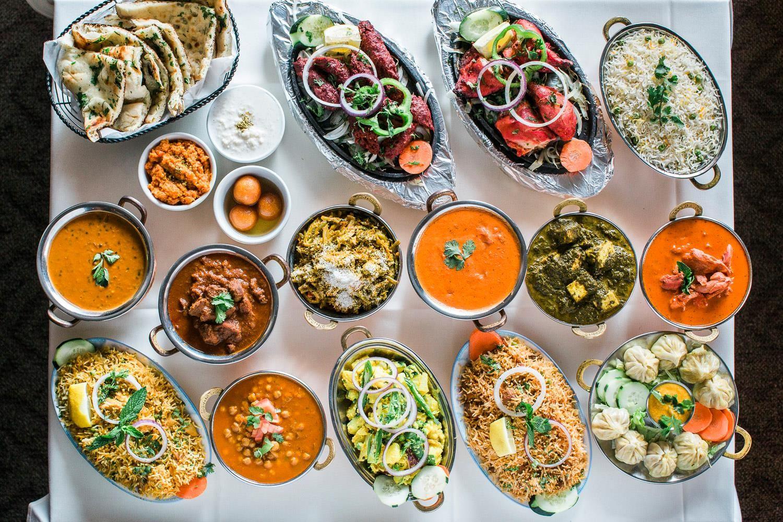 indian food chicago loop