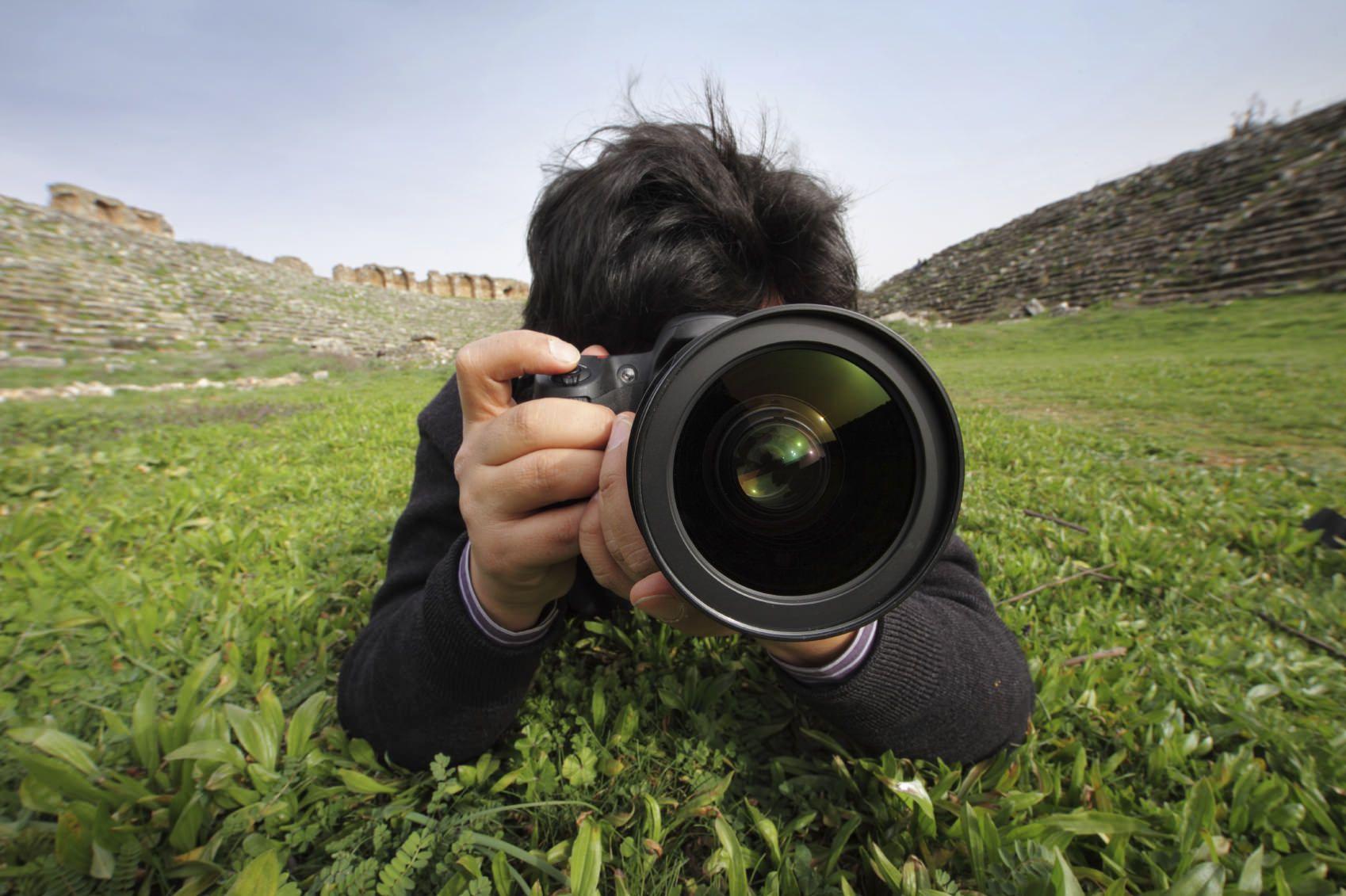 Фотографирование для чайников