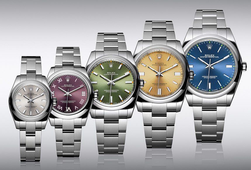04ea038e15558 Cost Of Entry  Rolex Watches Feature Articles
