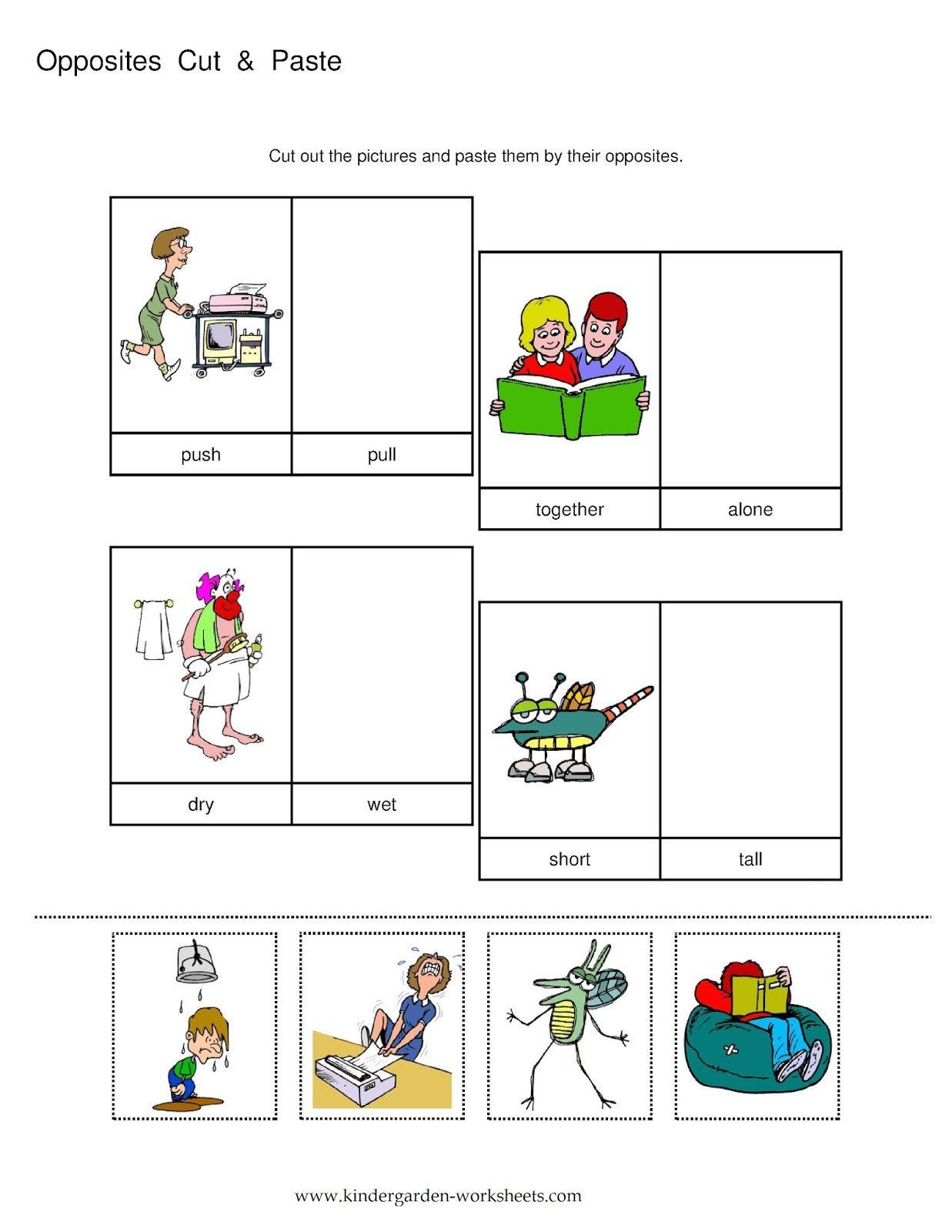 Pin On Printable Worksheet For Kindergarten
