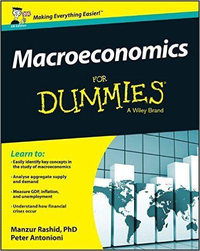 Macroeconomics for dummies free ebook ap macro help pinterest macroeconomics for dummies free ebook fandeluxe Image collections