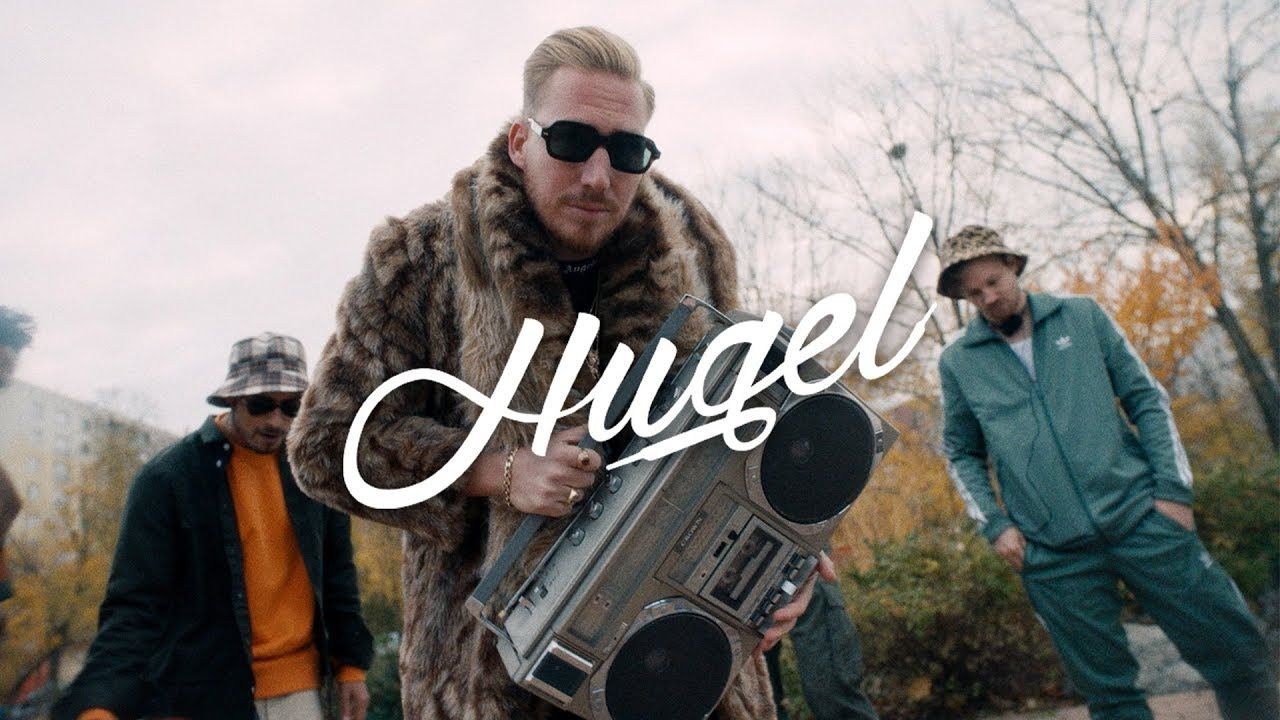 HUGEL feat. Amber van Day WTF (Official Video) Musik