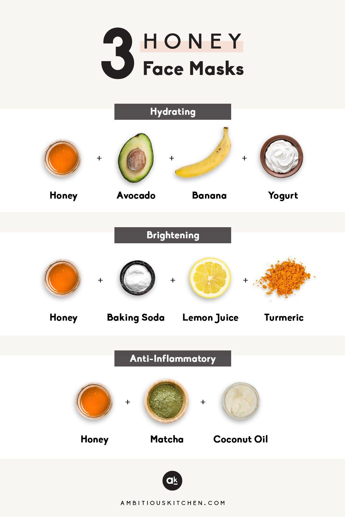 3 diy honey face masks recipe honey face mask honey