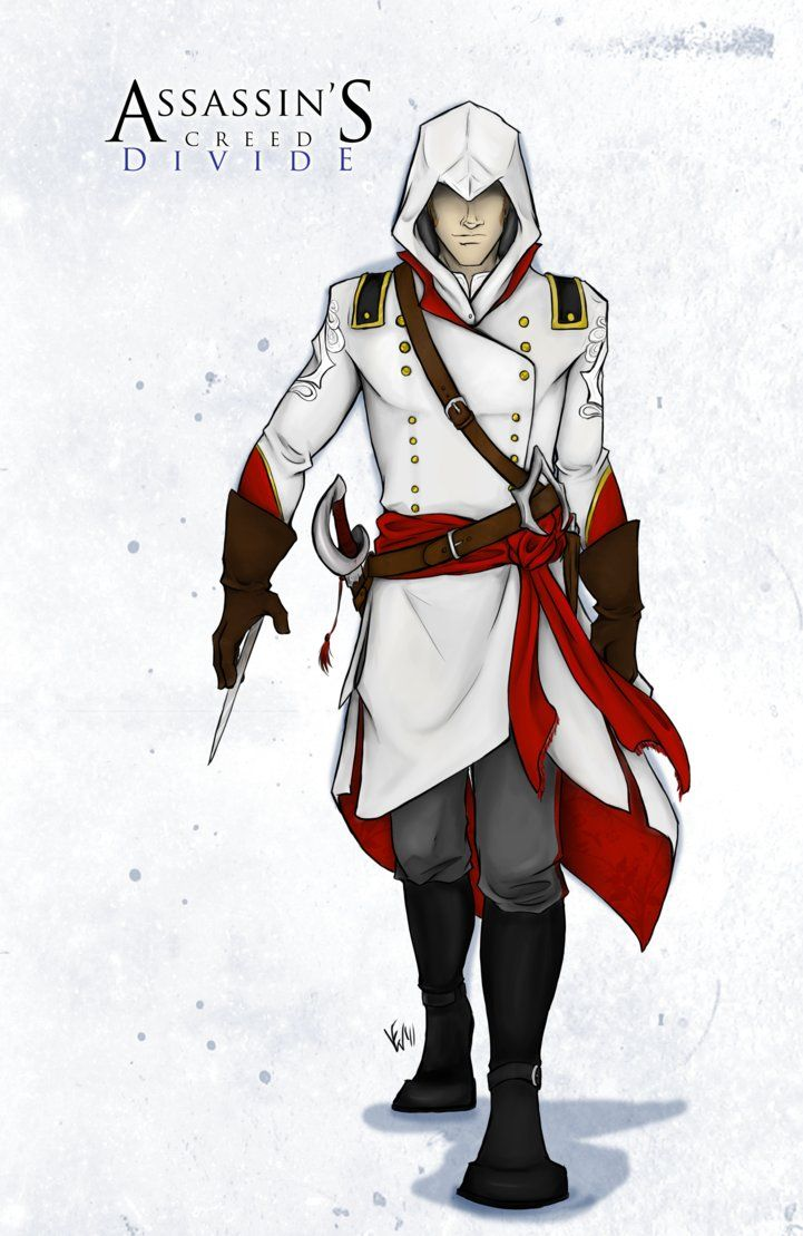 Divide Assassins Creed Game Assassins Creed Assassins Creed Outfit
