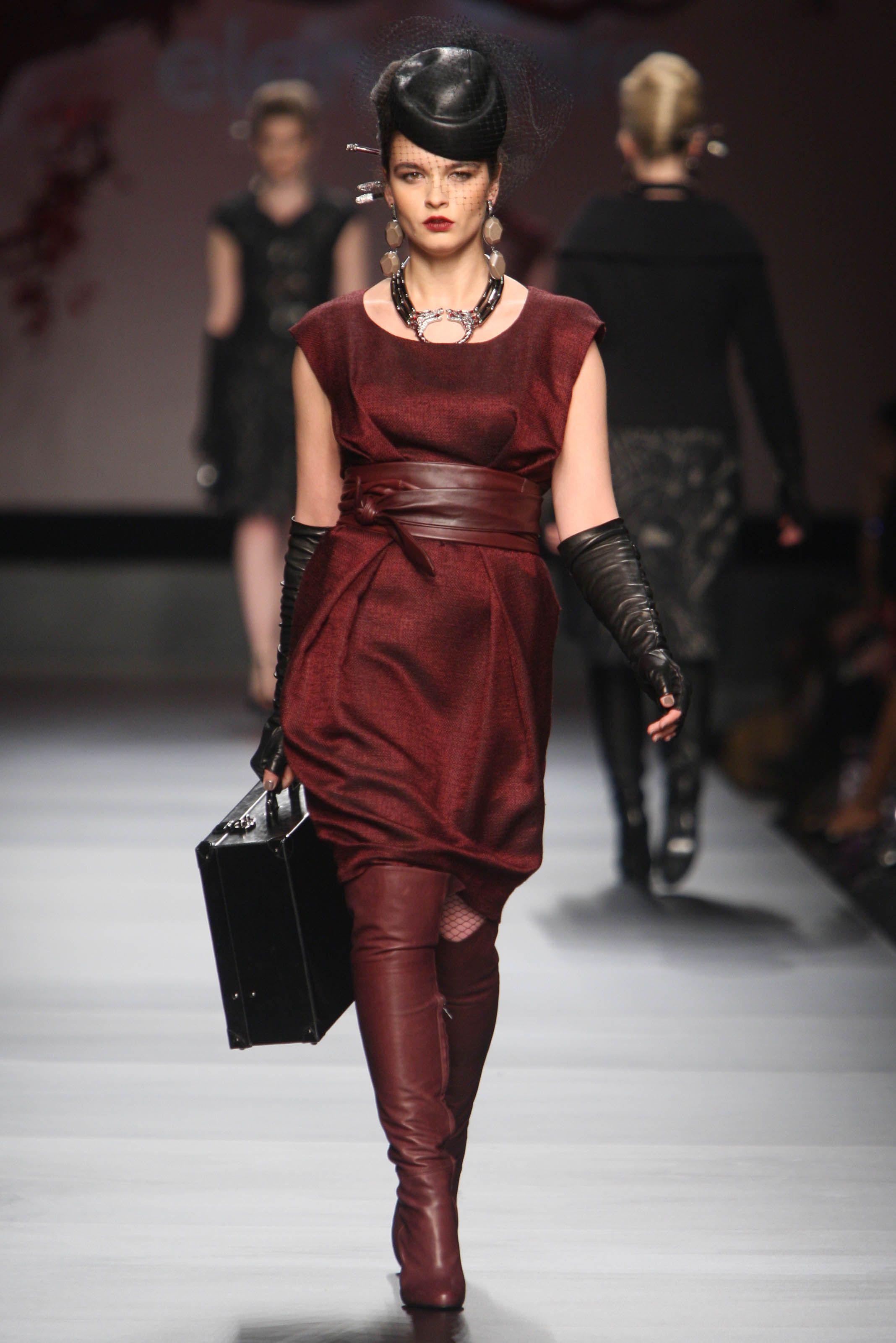 79c97e3dc73a Sfilata Elena Mirò Milano - Collezioni Autunno Inverno 2010 2011 - Vogue