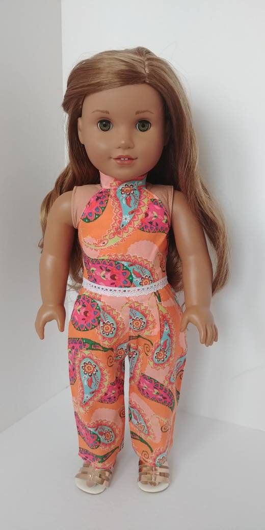 18 inch doll clothes. Fits like American girl doll clothes. 18