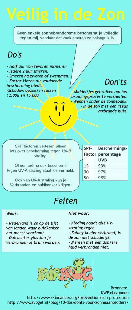 a9f0968d7695f5 Infographic: Veilig in de zon. #infographic #sun | Virtual assistant ...