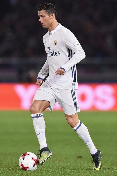 Cristiano Ronaldo Photos Photos Real Madrid V Kashima Antlers