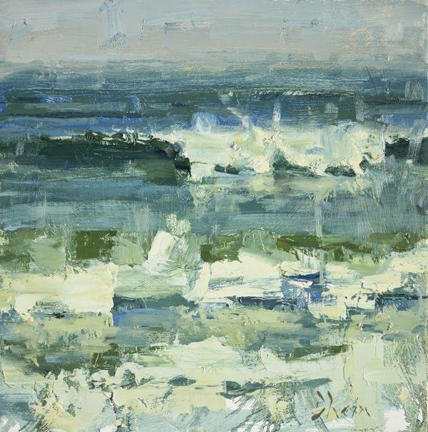 ~ Jacob Dhein: Morning Oceanscape