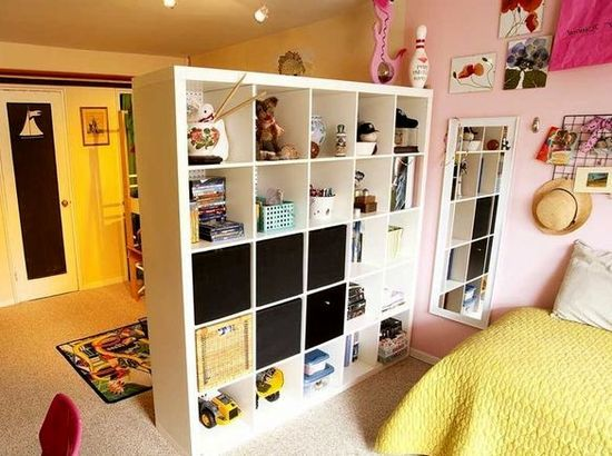 Divider Ideas for Children\'s Room with pictures | Room ...