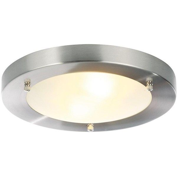 Cannes Large Bathroom Ceiling Fitting 46 Liked On Polyvore Featuring Home Lighting Ceiling Li Ceiling Lights Outdoor Ceiling Lights Flush Ceiling Lights