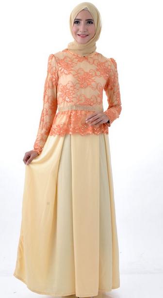 Dress Brokat Pesta Modern Hijab Busanamuslim Hijabi Hijabtutorial Burqa Nikab Abaya Www