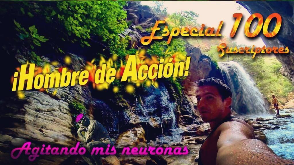 Hombre de acción Especial 100 subs  https://youtu.be/wprQ8JqXnD8  #action #acrobatics #adventures #traveler #jump #cool #youtube #100 #sports #health #aventura #accion #deporte #salud #fit #salto #subscribe #imatcio #life #lifestyle #vida #youtuber #youtubers by imatcio