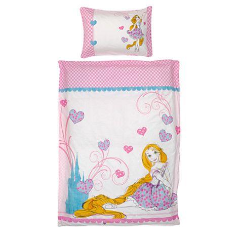 Rapunzel Single Bed Set