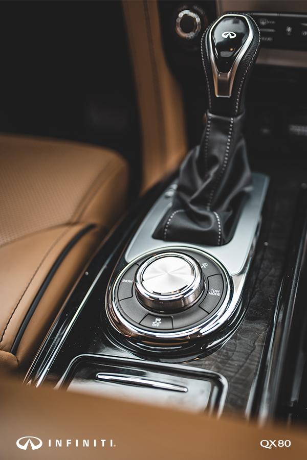 Luxury Dialed In 2019 Infiniti Qx80 Luxury Suv Infiniti Infiniti Usa