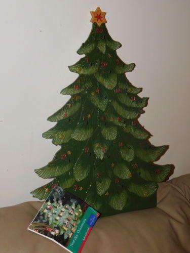 Villeroy Boch Tannenbaum.Details About 2014 Villeroy Boch Christmas Tree Hanging Advent