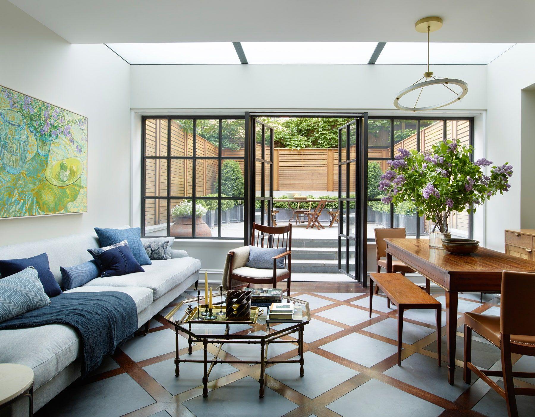 An Elegant New York Townhouse Is Reborn Architectural Digest New York Townhouse New Home Construction Townhouse