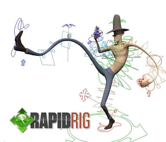 Rapid Rig: Advanced