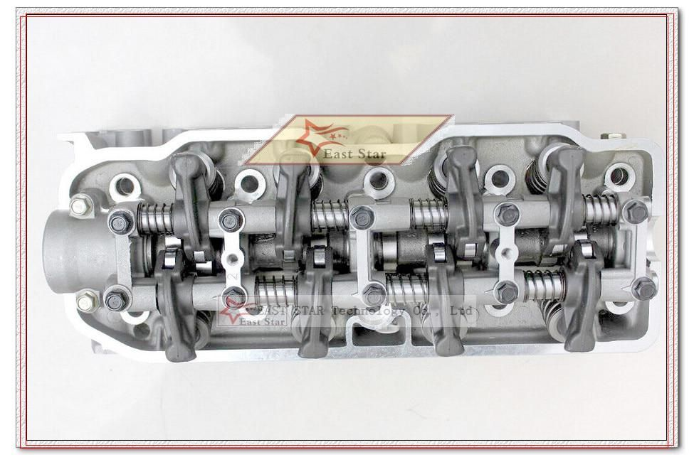 4G63 Complete Cylinder Head Assembly ASSY For MITSUBISHI L200 L300