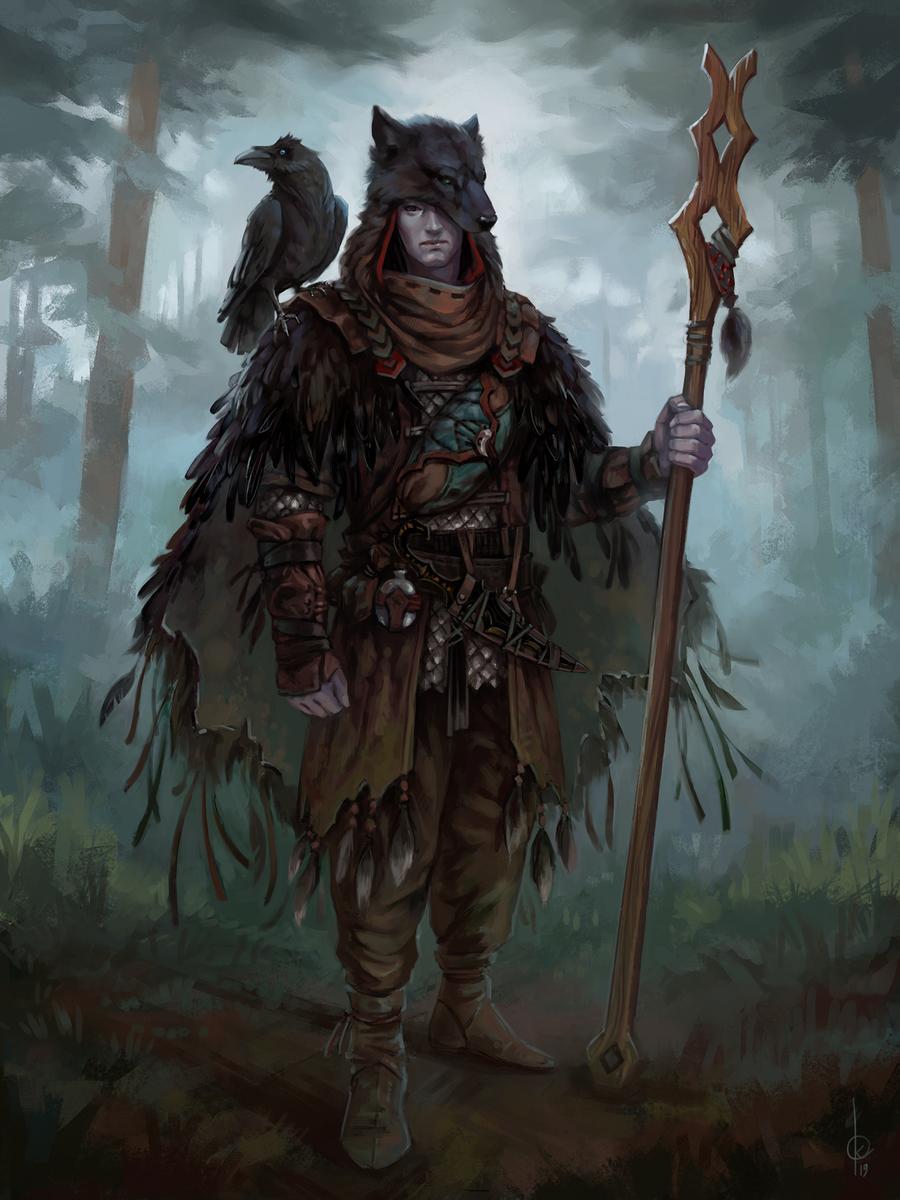 48+ Druid fantasy information